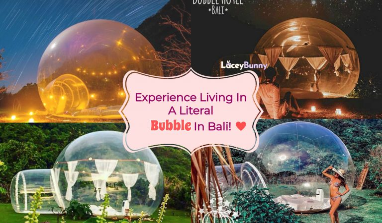 Bubble Hotel Bali: Experience Living In A Literal Bubble In Bali!