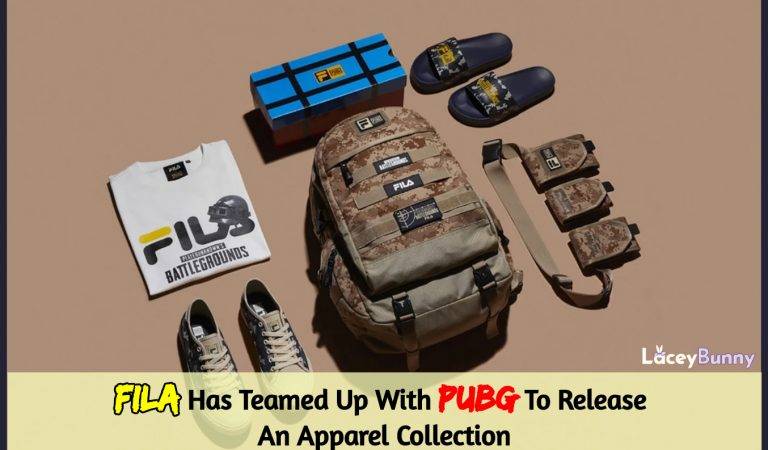 Fila Has Teamed Up With PUBG To Release An Apparel Collection