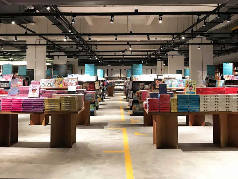 37,000 Square Feet Of Books