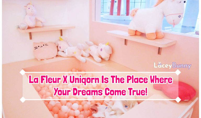 La Fleur X Uniqorn Is The Place Where Your Dreams Come True!