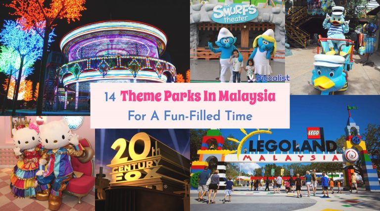 Theme Parks In Malaysia