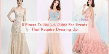 8 Places To Rent A Dress For Events