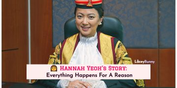 Hannah Yeoh's Story_ Everything Happens For A Reason
