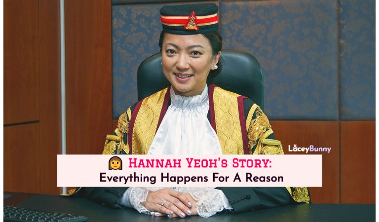Hannah Yeoh's Story: Everything Happens For A Reason