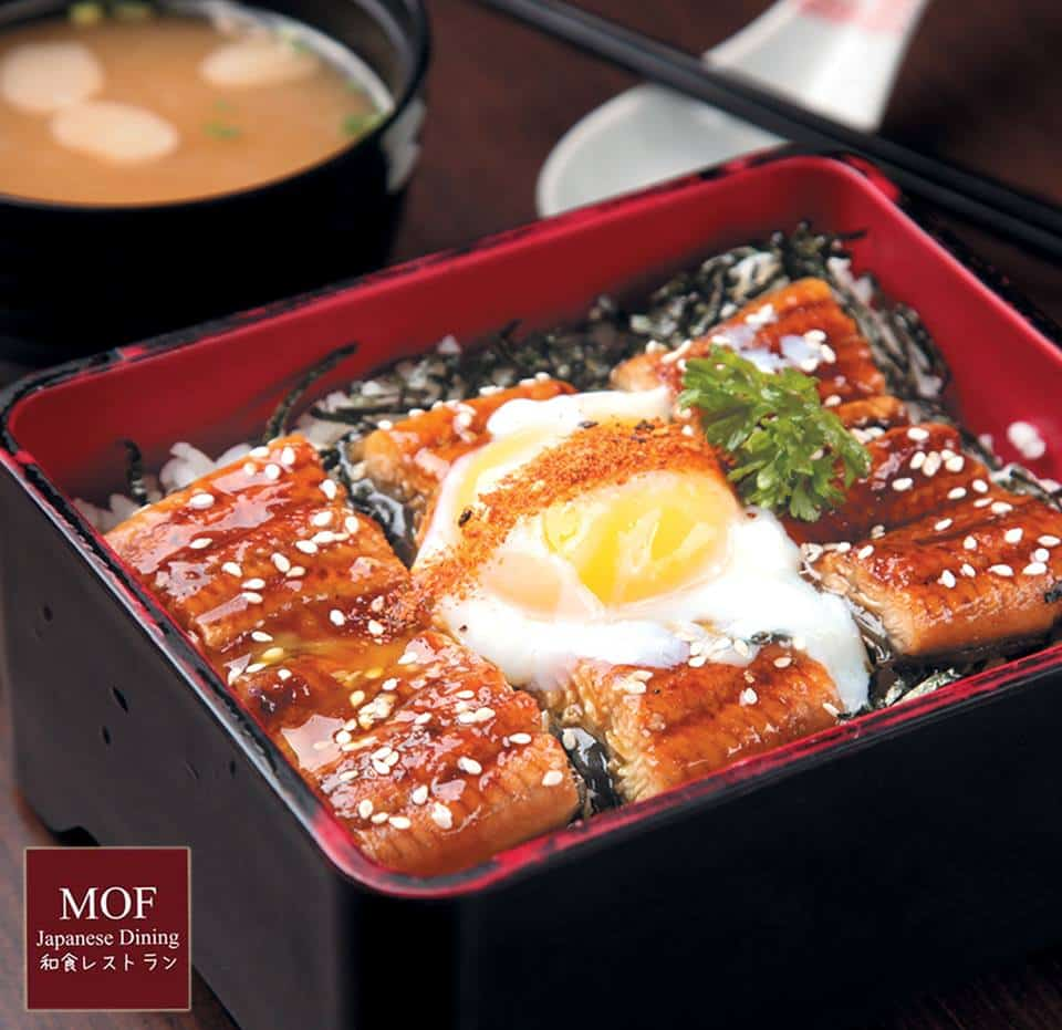 MOF Japanese Dining