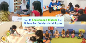 Top 10 Enrichment Classes For Babies And Toddlers In Malaysia