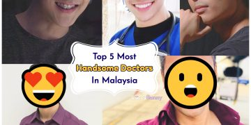 Top 5 Most Handsome Doctors In Malaysia