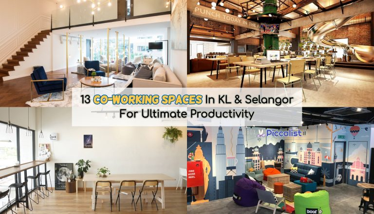 13 Co-Working Spaces In KL And Selangor For Ultimate Productivity