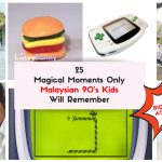 25 Magical Moments Only Malaysian 90's Kids Will Remember