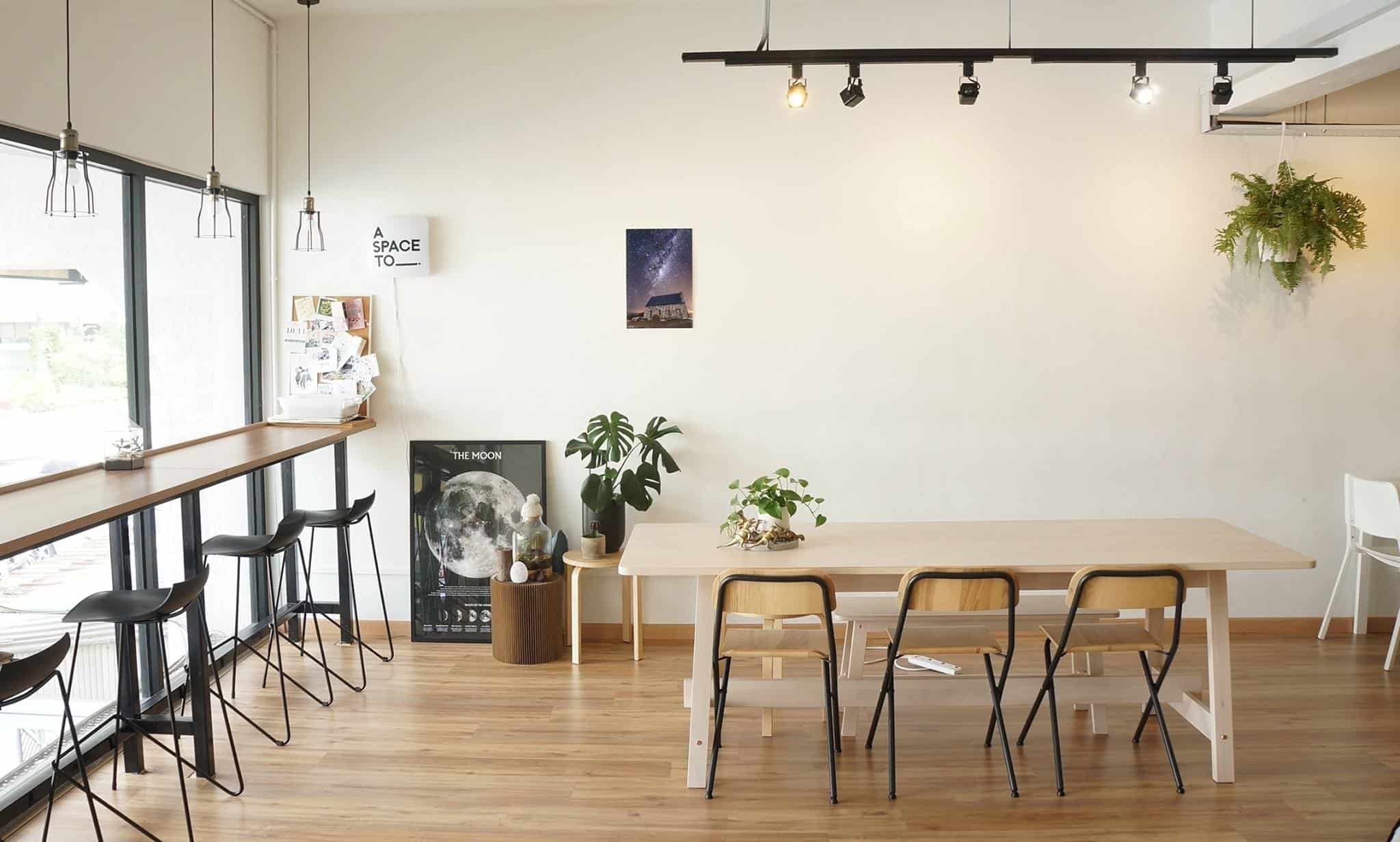 Co-Working Spaces in Damansara, Selangor: A Space to_