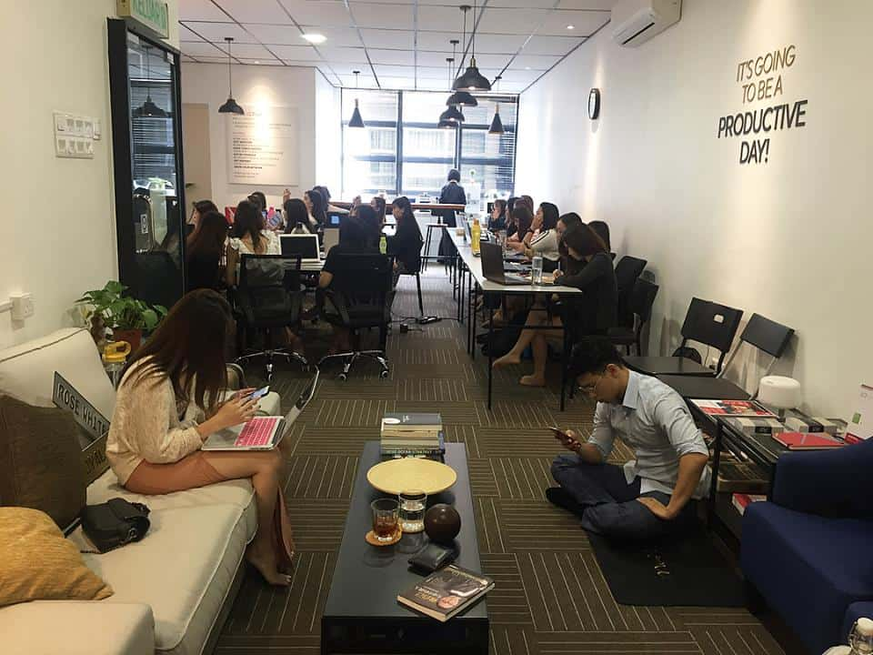 Co-Working Spaces in Klang, Selangor: Collective