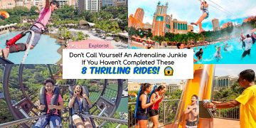 Don't Call Yourself An Adrenaline Junkie If You Haven't Completed These 8 Thrilling Rides!