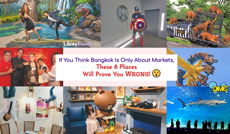 If You Think Bangkok Is Only About Markets, These 8 Places Will Prove You Wrong!