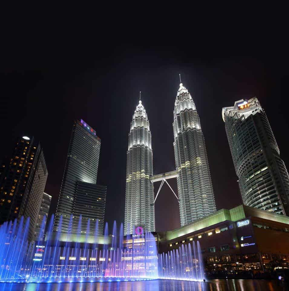 Tourist Shopping Malls in KL: KLCC