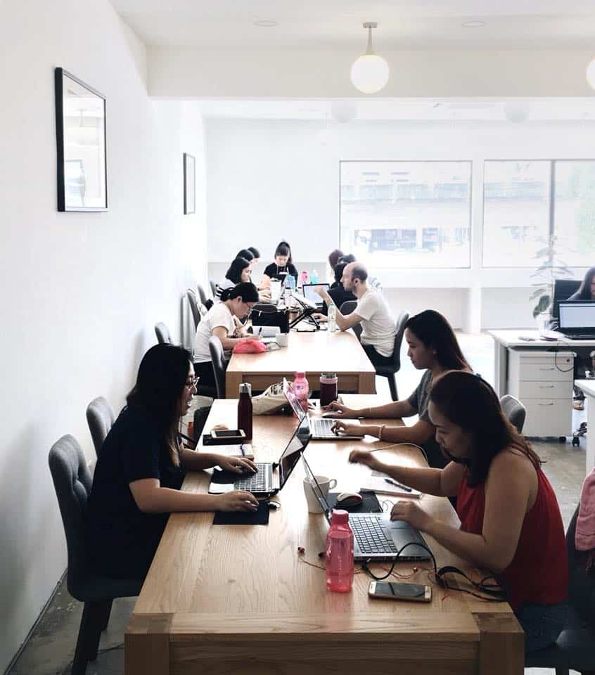 Co-Working Spaces in Subang Jaya, Selangor: Nomad Malaysia