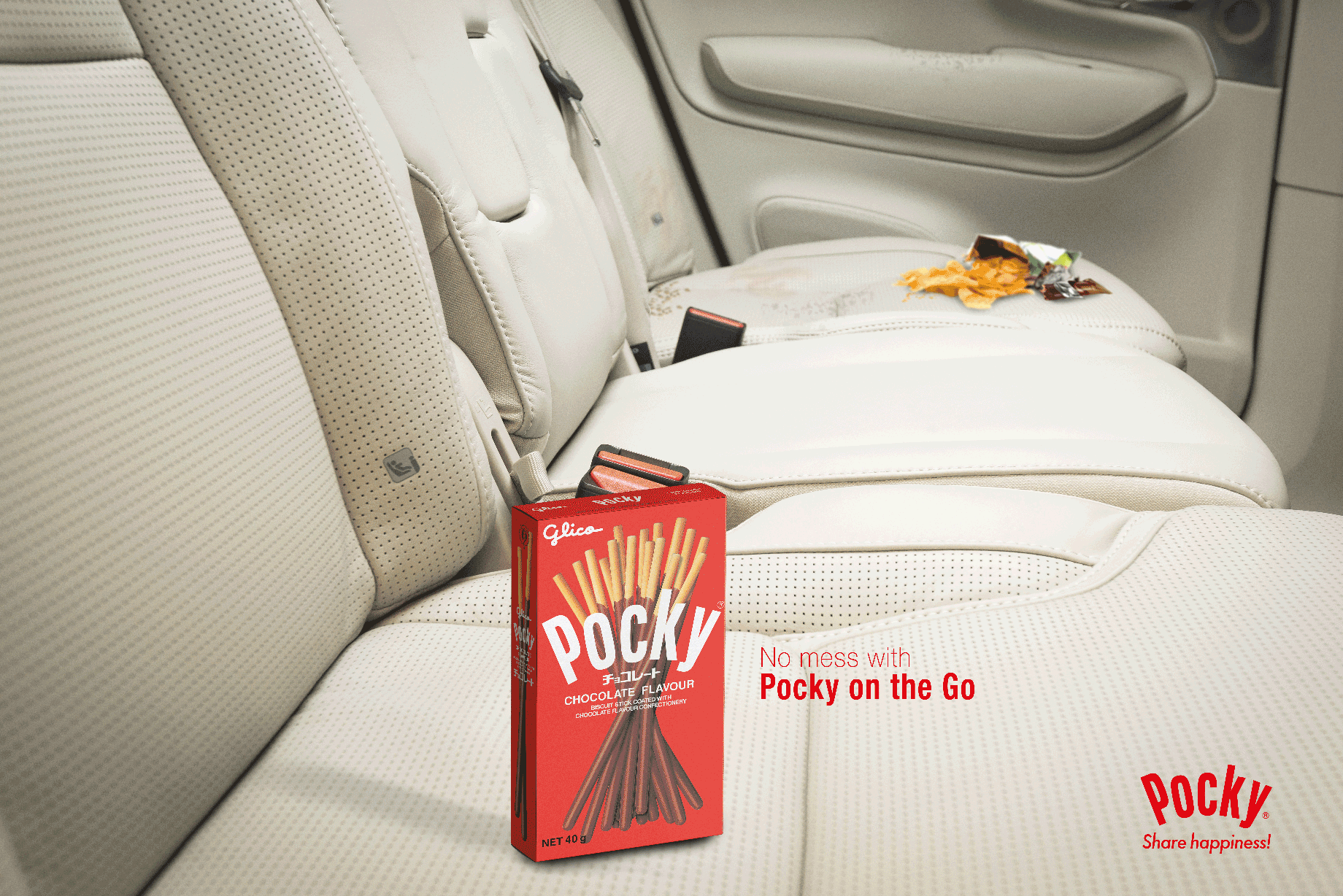 Pocky on the go