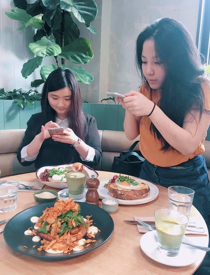 Sharing Your Food With Each Other