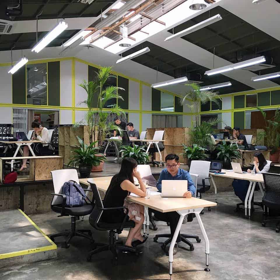 Co-Working Spaces in Bangsar, KL: Uppercase