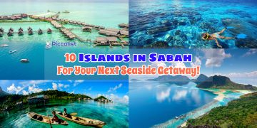10 Islands in Sabah For Your Next Seaside Getaway