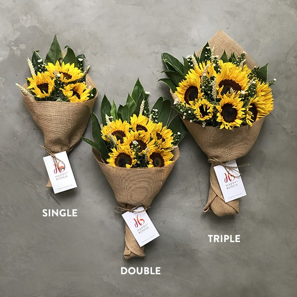 Flower Delivery in PJ: Happy Bunch
