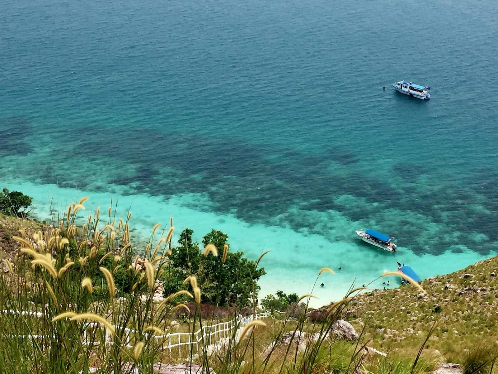 Pulau Rawa Activities: Hiking
