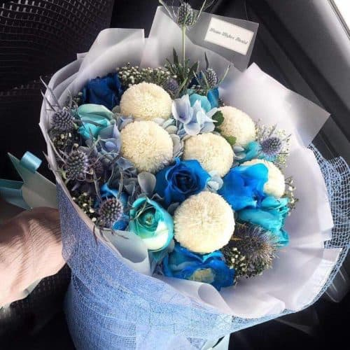 Flower Delivery in PJ: Warm Wishes Florist