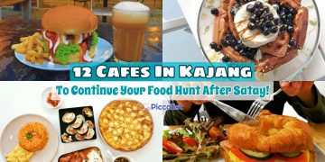 12 Cafes In Kajang To Continue Your Food Hunt After Satay!