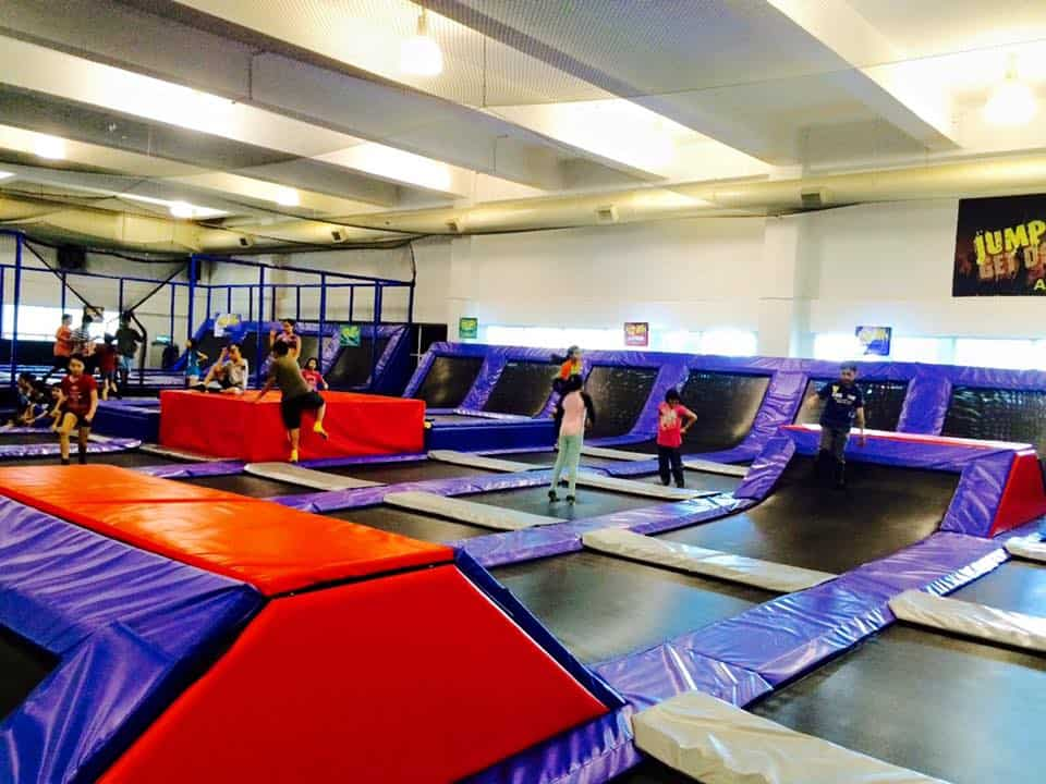 Indoor Playground In PJ: AMPED Malaysia