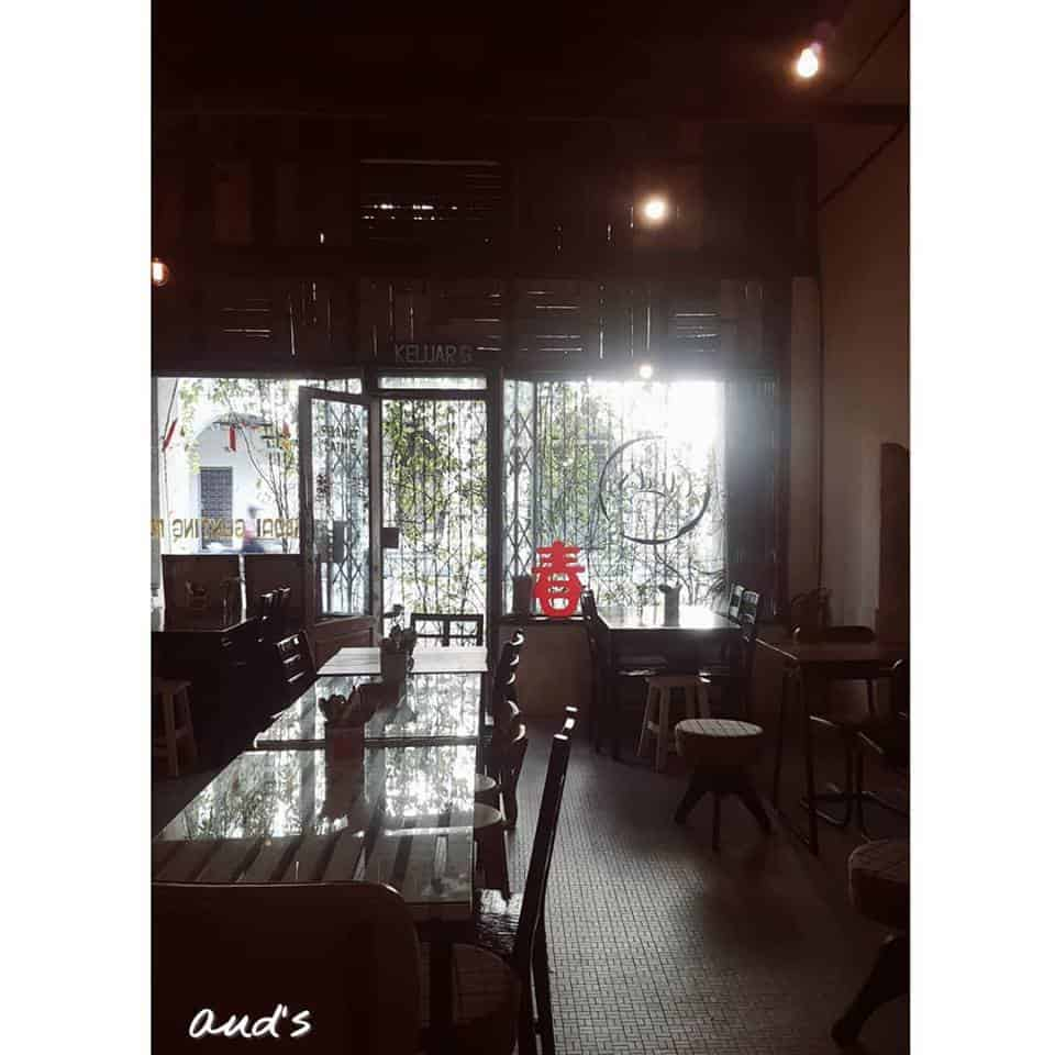 Cafes in Ipoh: Aud's by JJ Cafe