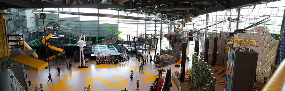 Indoor Playground In Putrajaya: District 21