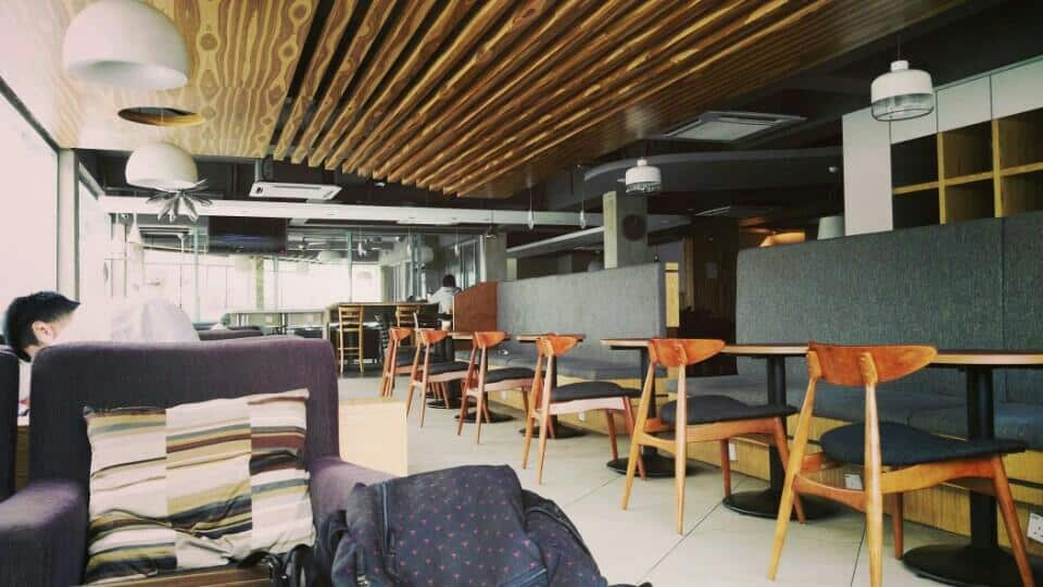 Study & Work Friendly Cafes In Subang Jaya: Donutes Coffee and Bakery