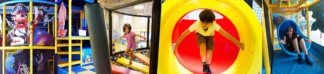 Indoor Playground In Subang Jaya: Funtopia