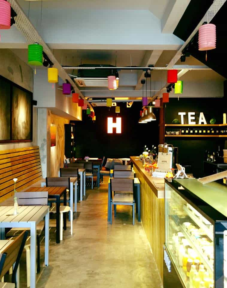 Study Friendly Cafes In Subang Jaya: HYPE Concept Cafe