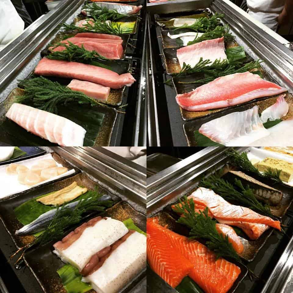 Japanese Buffet in KL: Hanare Japanese Restaurant