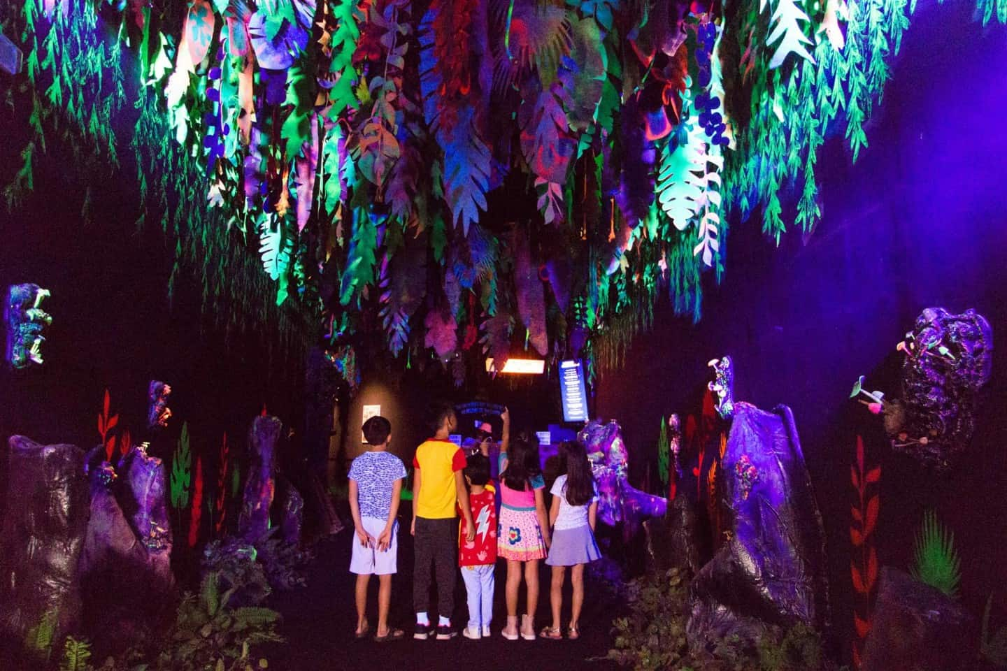 Indoor Playground In KL: Jurassica