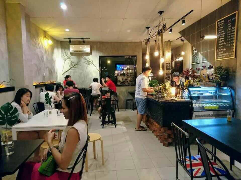 Cafe in Ipoh: Just Say Cafe