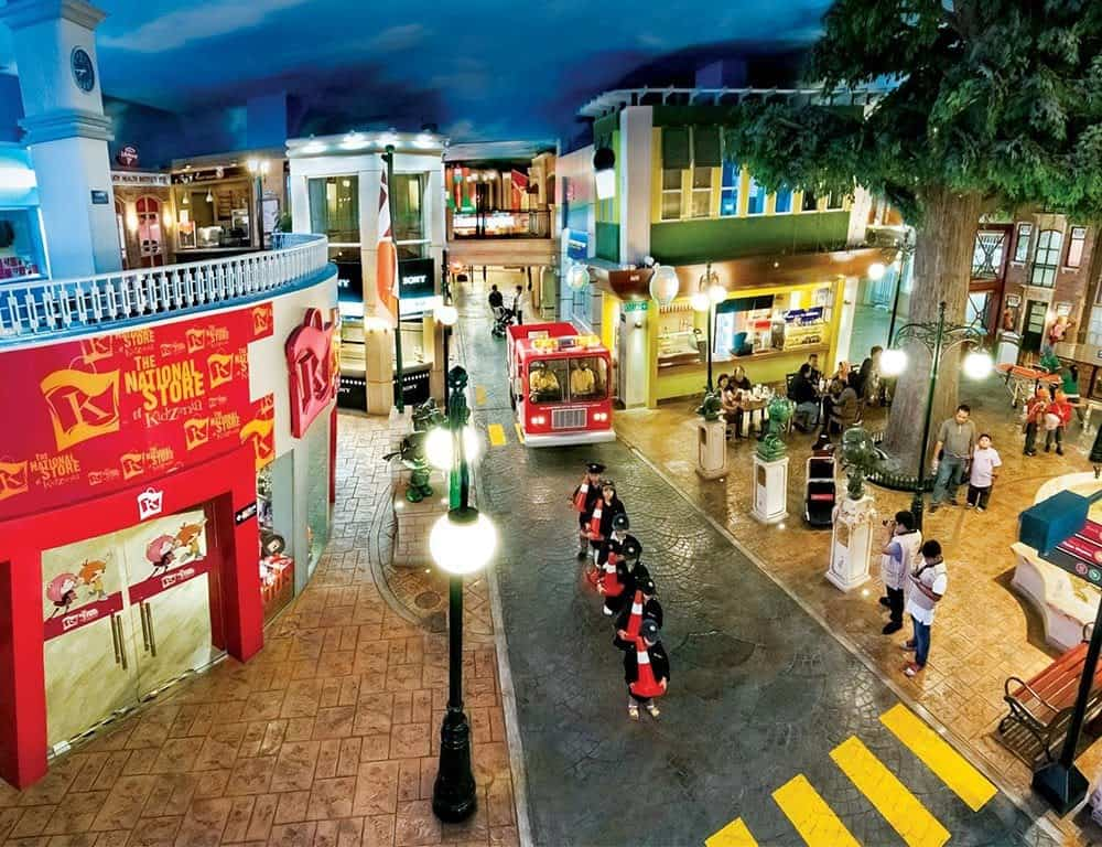 Indoor Playground In PJ: KidZania