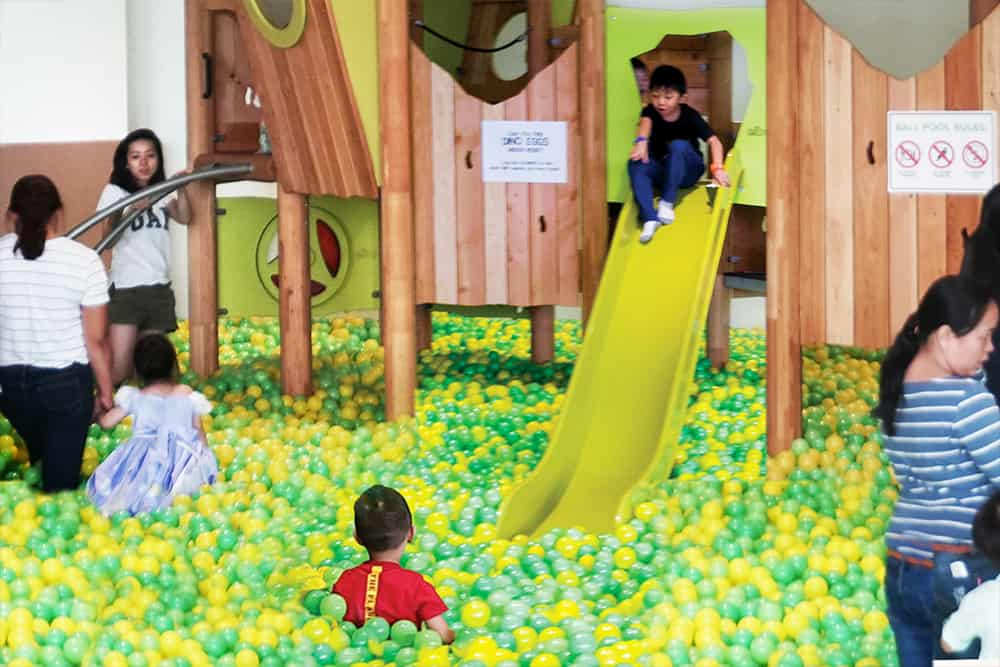 Indoor Playgrounds In PJ: Kidommo Universe
