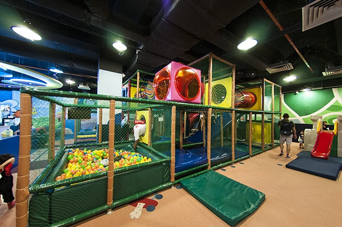 Indoor Playgrounds In Klang Valley: KizSports and Gym