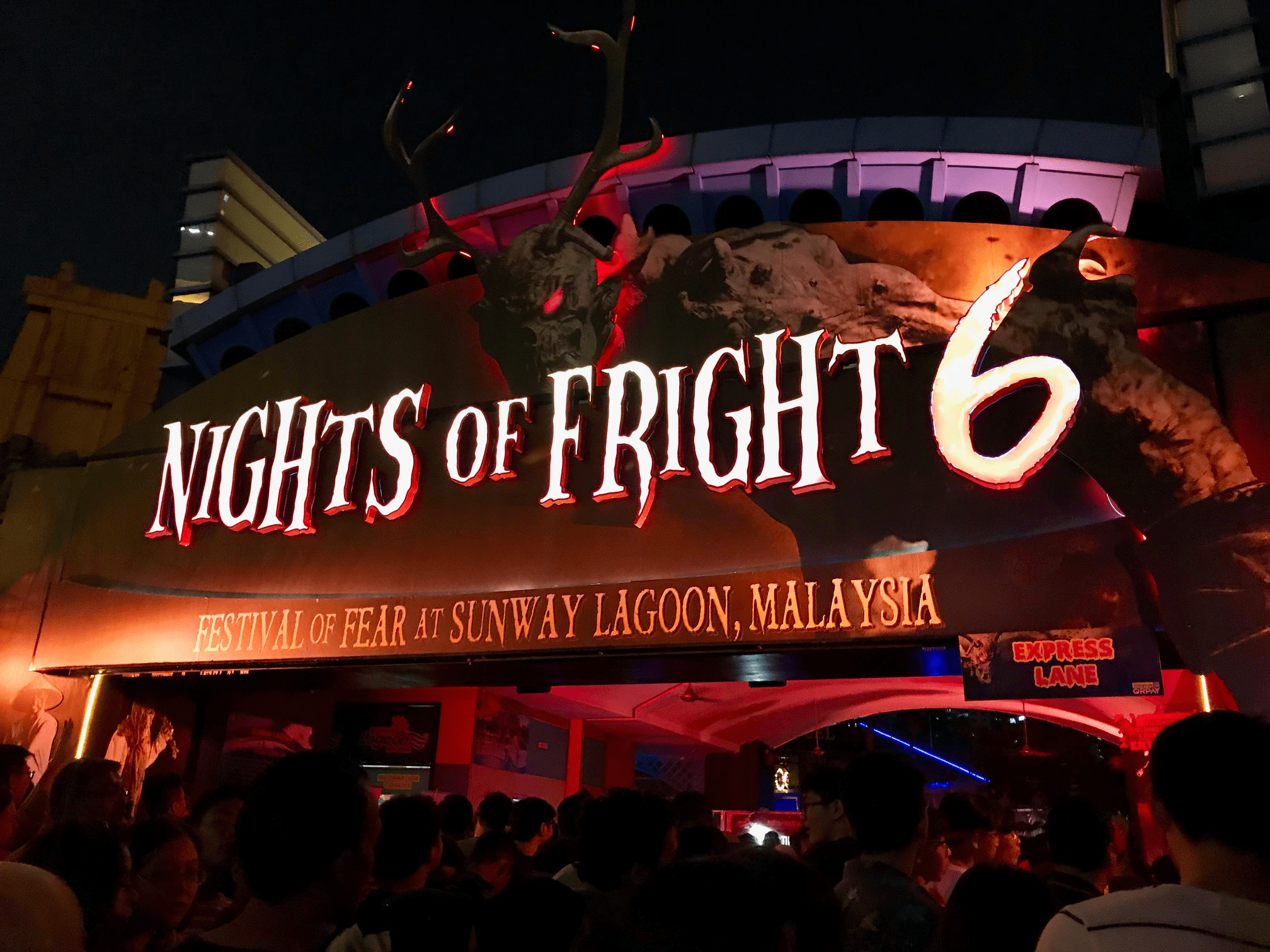Nights of Fright