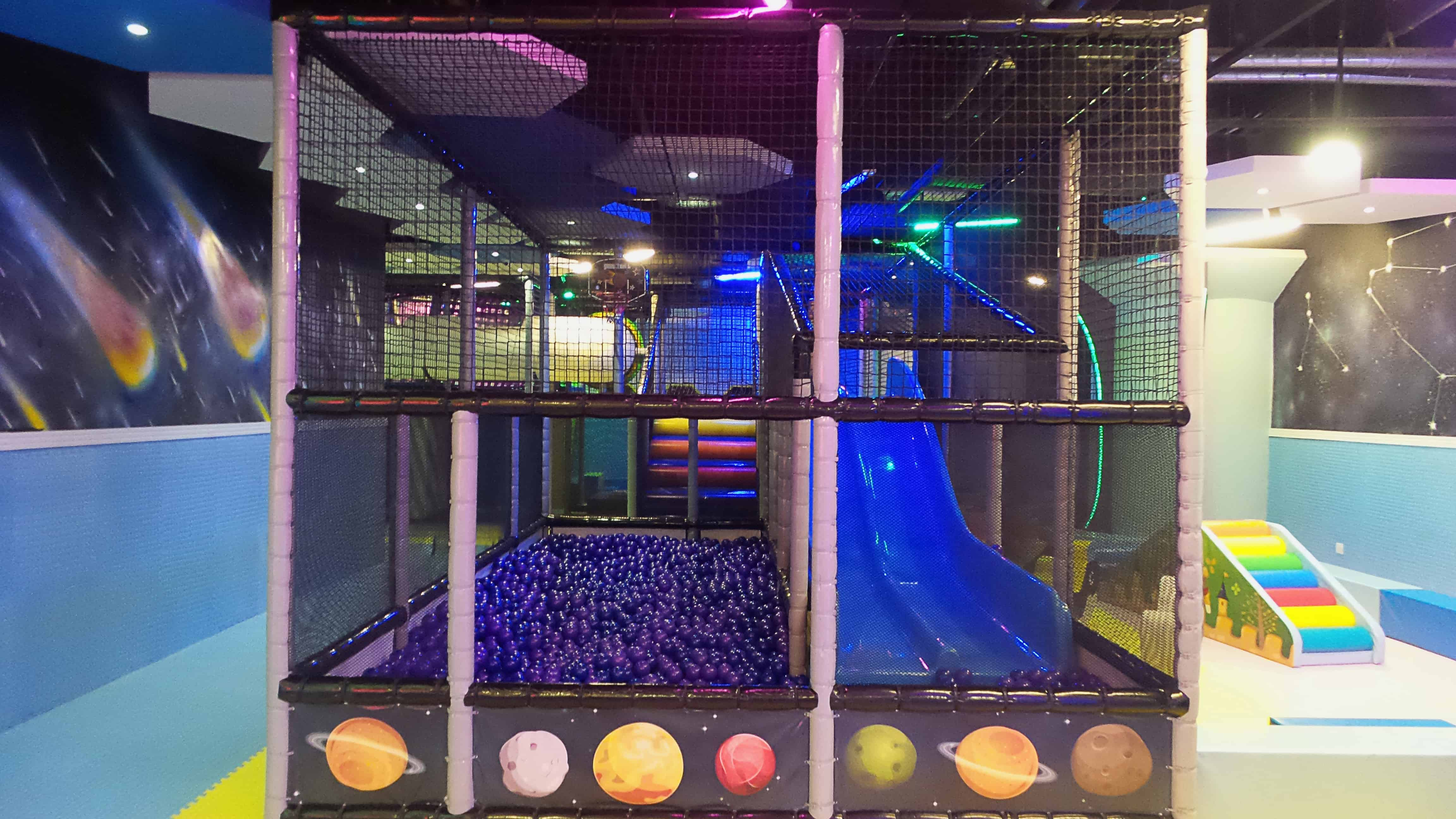 Indoor Playground In KL: Star Light Kids