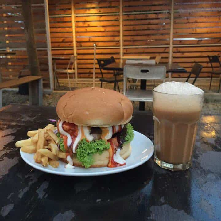 Cafe In Kajang: The Gate One Kitchen