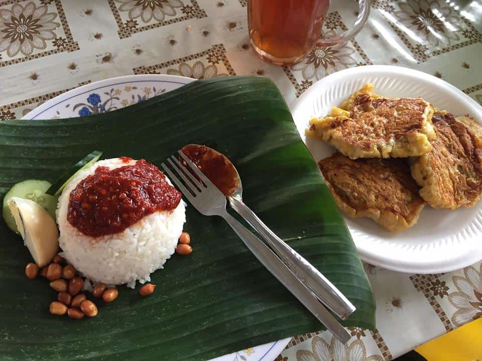 Nasi Lemak In KL: Warong Kak Long