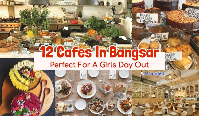 12 Instagrammable Cafes In Bangsar Perfect For A Girls Day Out!