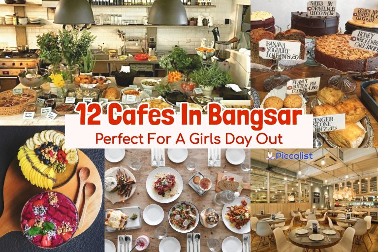 12 Cafes In Bangsar Perfect For A Girls Day Out