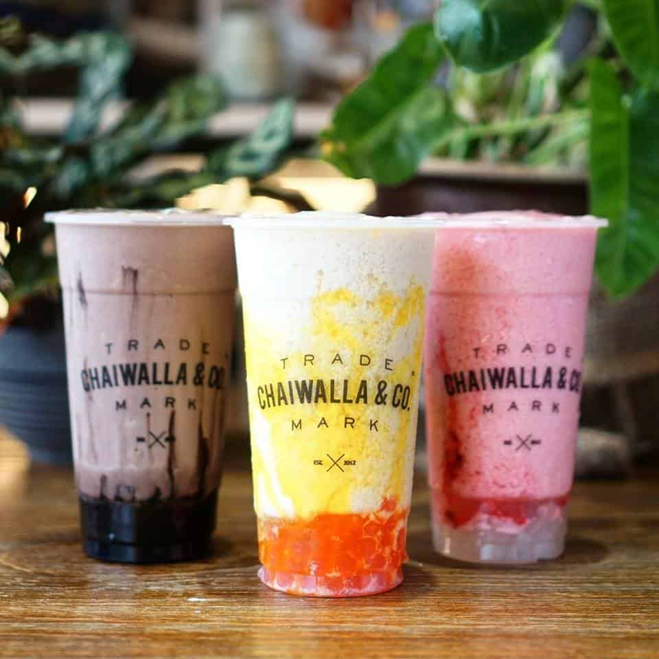 Cafes In JB: Chaiwalla & Co. Container Cafe