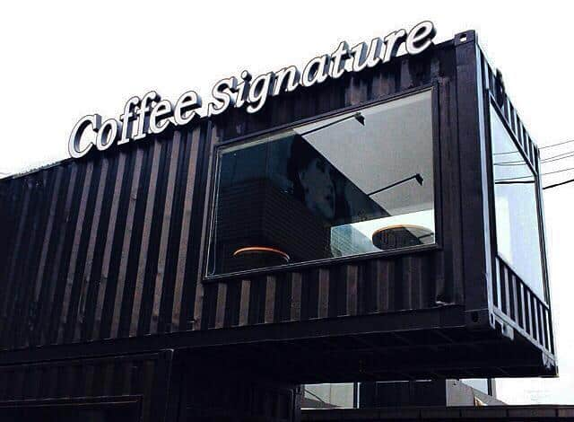 Cafe in Taman Sri Tebrau, JB: Coffee Signature