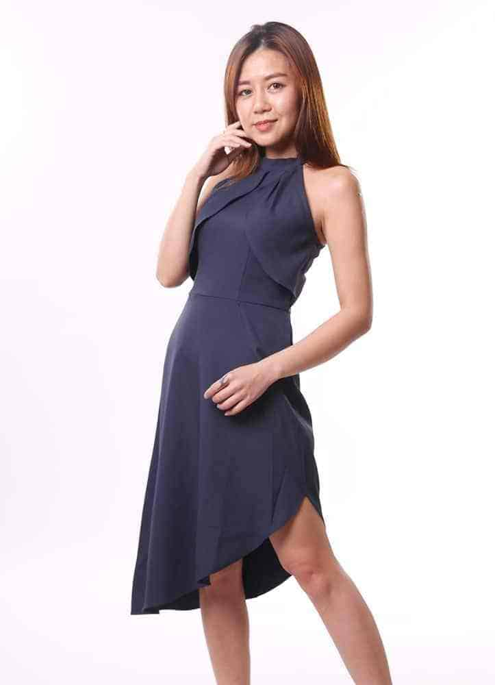 Online Boutique Malaysia: ASOC Jade Dress