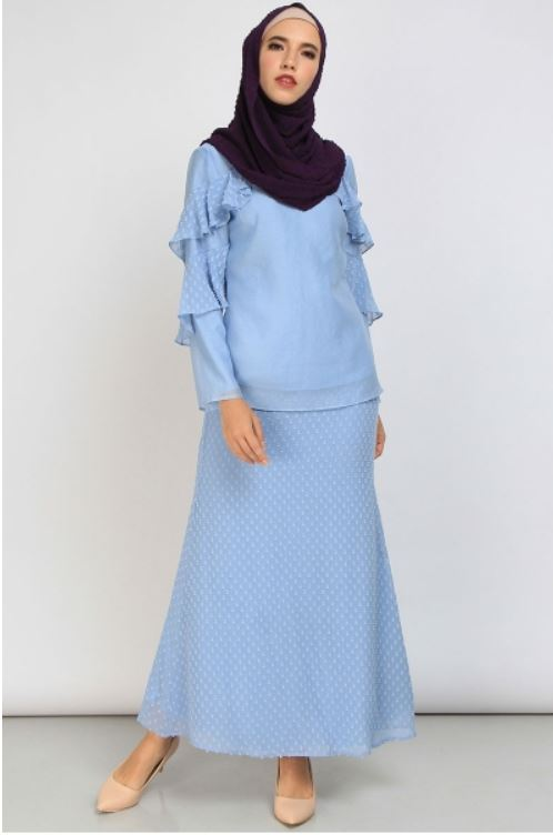 Malaysia Online Boutique: Poplook Flavie Mermaid Maxi Skirt