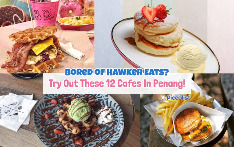 12 Cafes In Penang